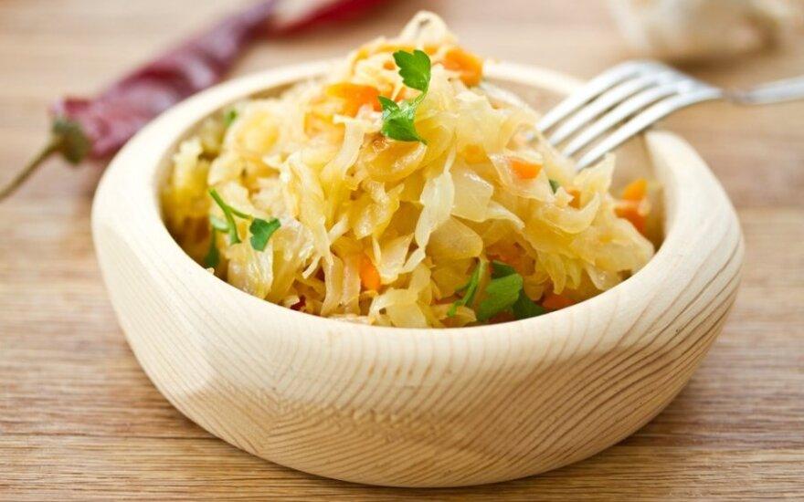 """""""Reabilituojame"""" raugintas daržoves: 8 dėmesio verti receptai"""