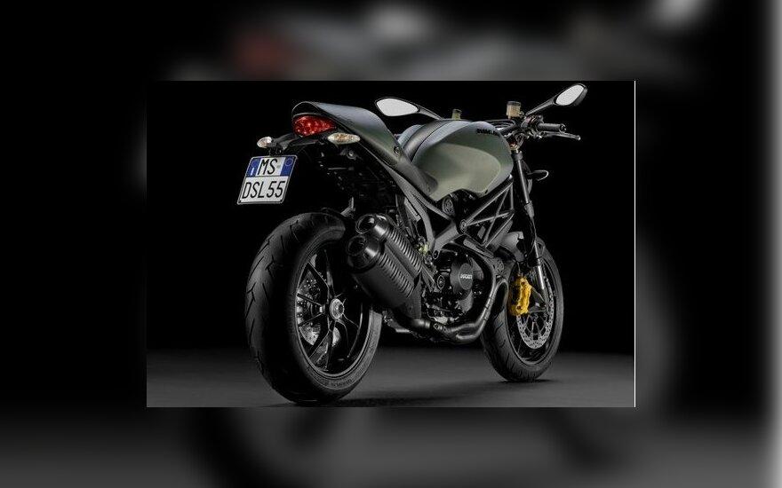 Diesel Ducati motociklas