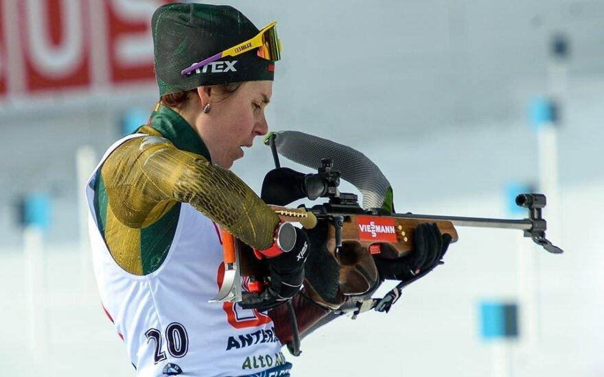 Natalija Kočergina (Foto: Andrejus Ivanovas)