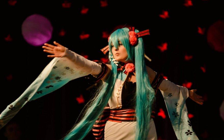 """""""nowJapan"""" festivalyje - tradicinė ir pop kultūra"""