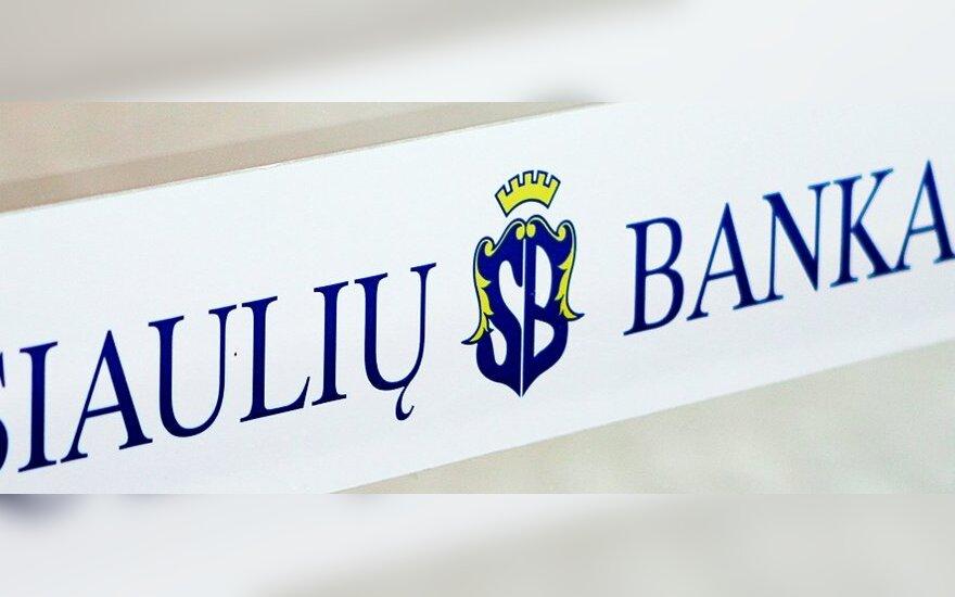 Šiaulių banką palieka mažmeninės bankininkystės vadovas