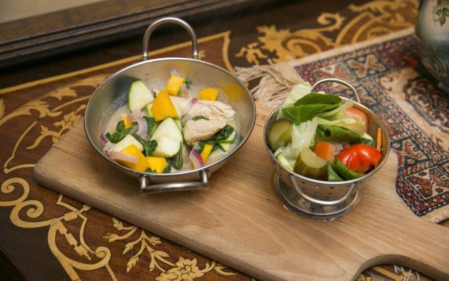 Mitybos specialistė V. Kurpienė įvardijo sveikiausius tradicinius lietuviškus patiekalus