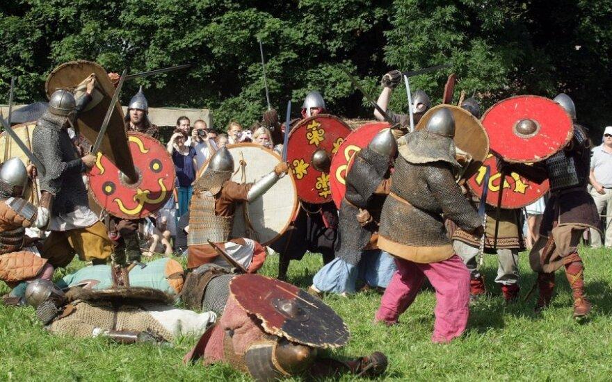 Į Kernavę grįžta gyvosios archeologijos festivalis