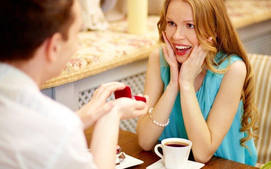 Ar ultimatumas – veiksminga priemonė siekiant susituokti?