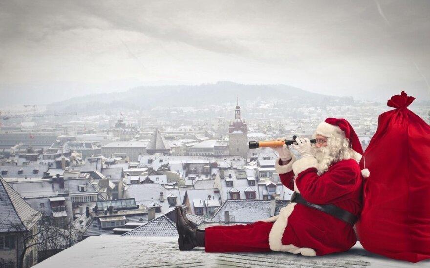 Metas, kai laukiamiausias svečias – Kalėdų senelis