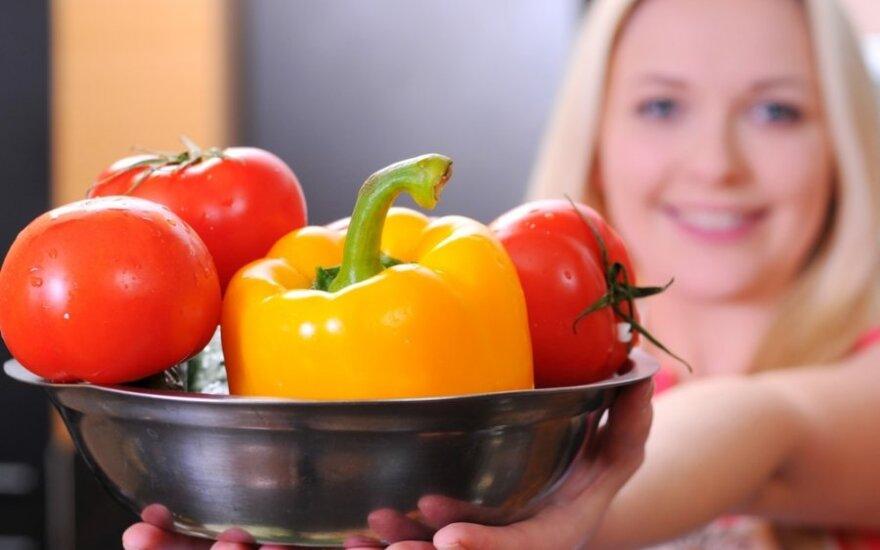 Ką valgyti: svarbiausių maistinių medžiagų ir produktų gidas