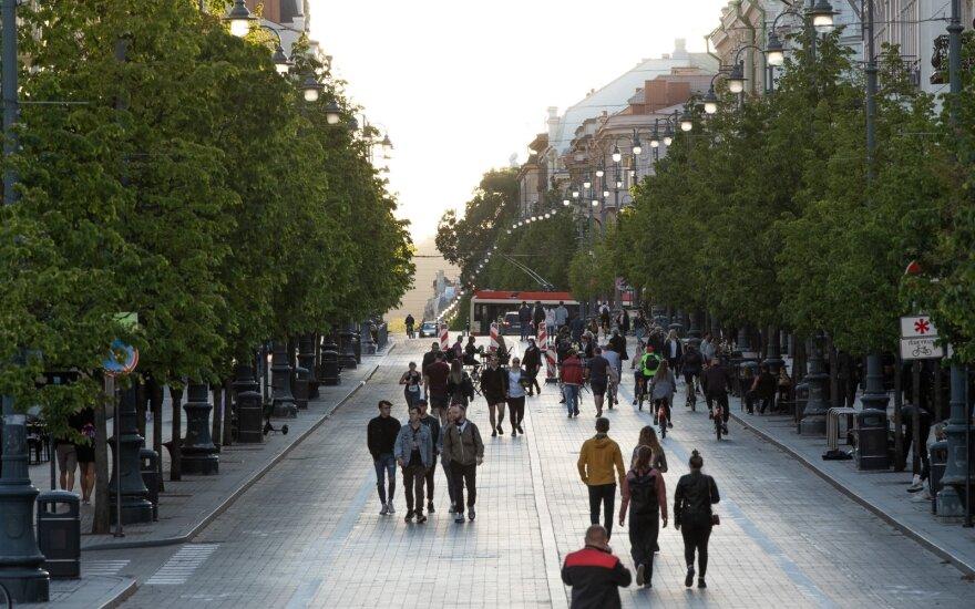 Lietuvių optimizmas stebina visą Europą: per praėjusią krizę buvo visiškai kitaip