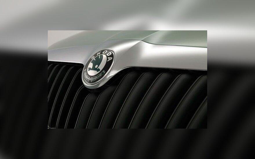 """""""Škoda"""" metus pradeda naujais pasiūlymais"""