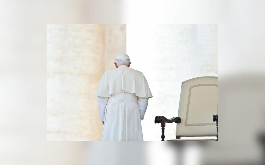 Vatikanas atsiribojo nuo palaikymo GMO