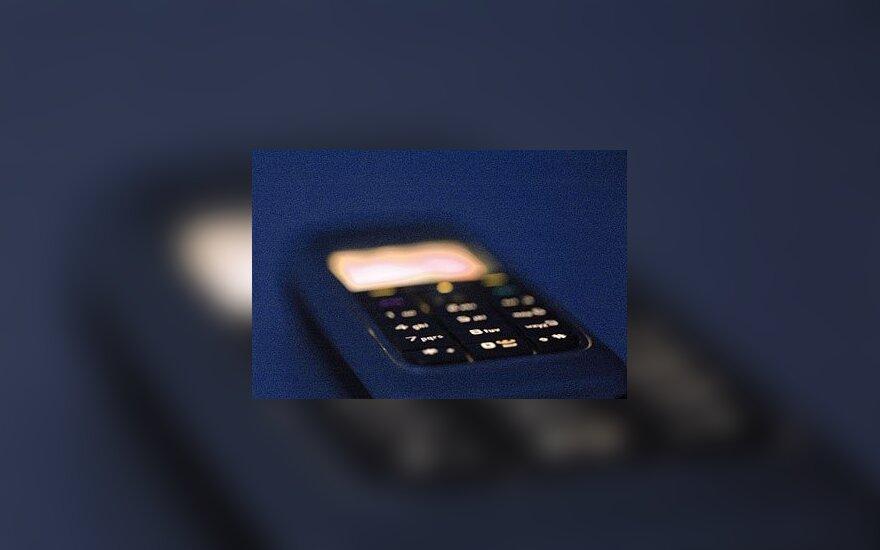 Iš Panevėžio r. gyventojo išviliojo telefono sąskaitų papildymo kodus