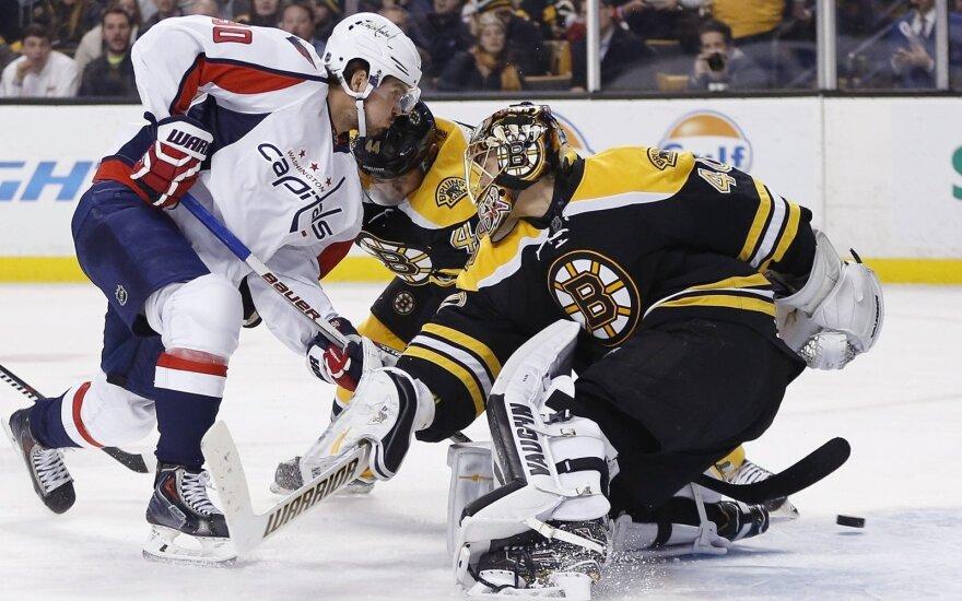 "NHL: ""Capitals"" - ""Bruins"" rungtynės"