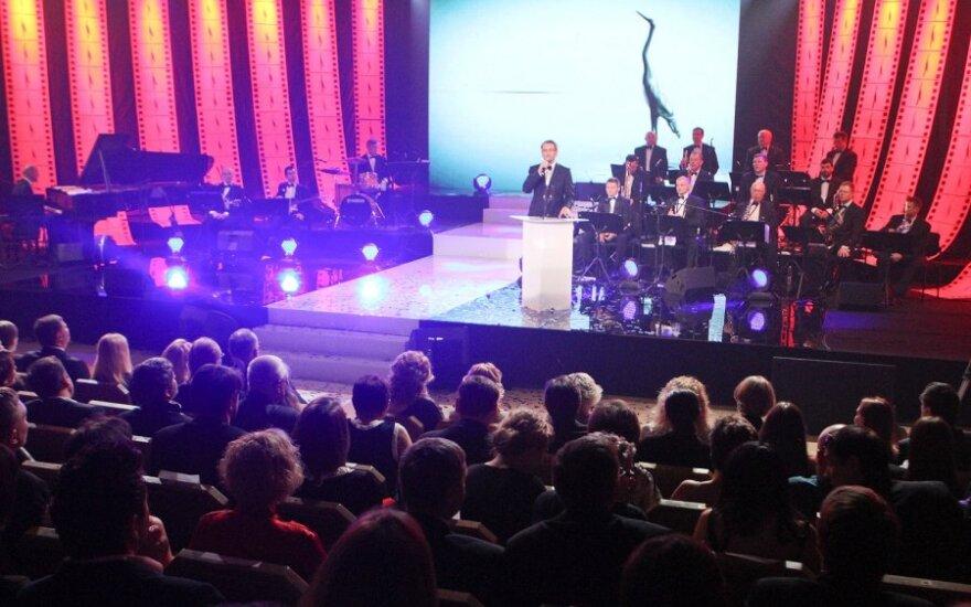 Sidabrinių gervių apdovanojimų ceremonija