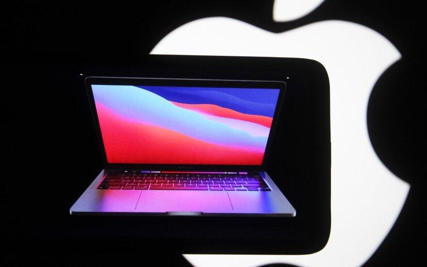 """Naujieji """"MacBook"""""""
