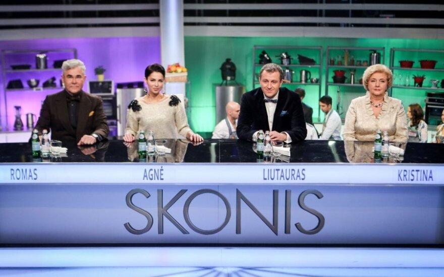 """Išrinktas brangiausio Lietuvoje kulinarinio šou """"Skonis"""" laimėtojas"""