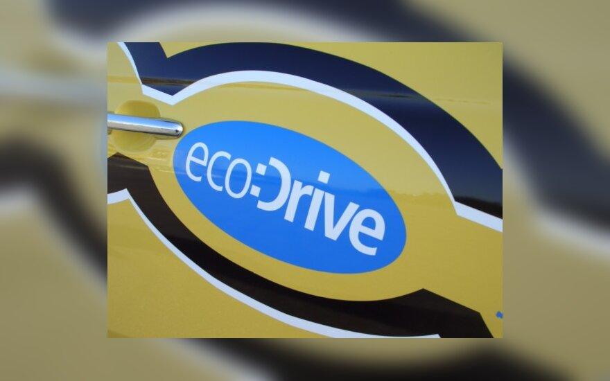 """""""Fiat eco:Drive Fleet"""" programa padės įmonėms taupyti išlaidas degalams"""