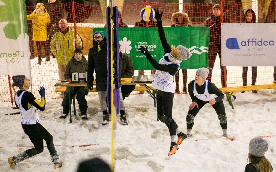 Sniego tinklinio čempionatas