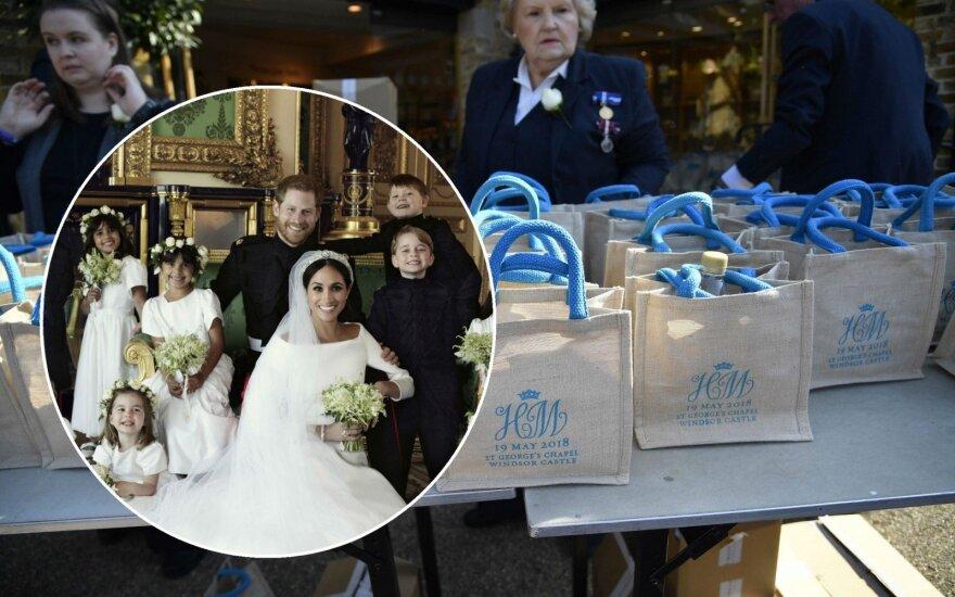 Karališkoji pora ir jų vestuvių dovanos