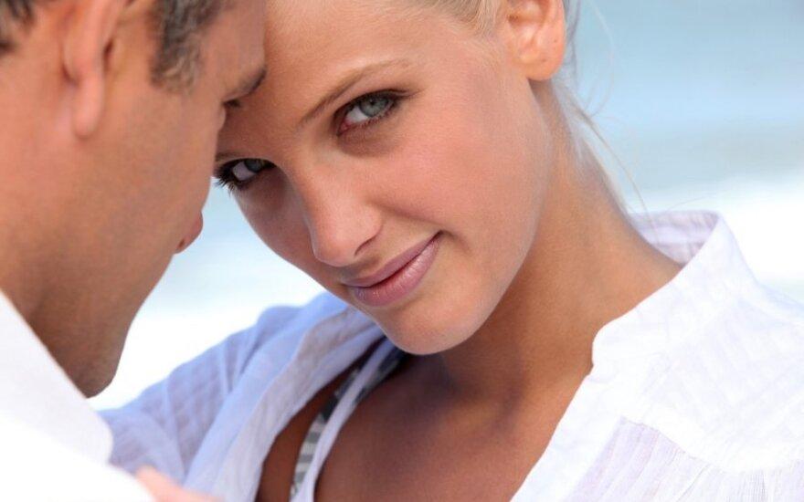 Seksas su jaunesne partnere ilgina vyrų gyvenimą