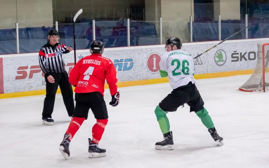 """""""Energija"""" - Kaunas Hockey"""" / FOTO: Titas Pacauskas"""