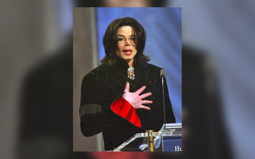 Michaelis Jacksonas