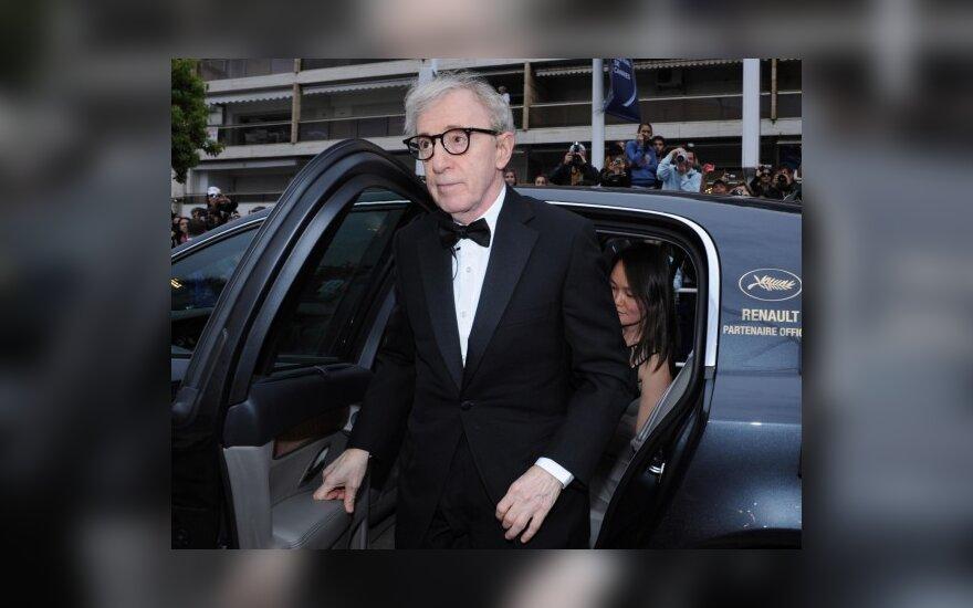 Kanų kino festivalio svečiai: Woody Allenas