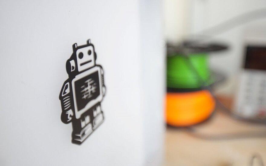 Panevėžys siekia tapti vienu stipriausių Šiaurės rytų Europos regiono robotikos centrų