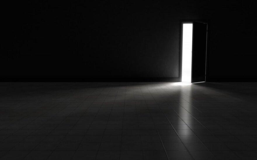 Tamsus kambarys