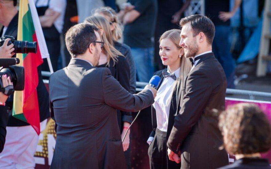 Lietuvos atstovai susilaukė ypatingo žiniasklaidos dėmesio
