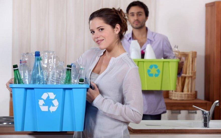 Išrink įdomiausią ekologišką projektą