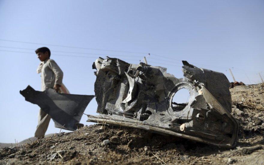 Kabule per tris sprogimus žuvo mažiausiai penki žmonės