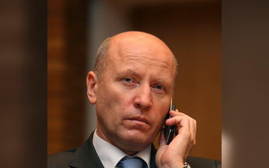 R.Palaitis: siekis keisti generalinio komisaro skyrimo tvarką nėra mano iniciatyva