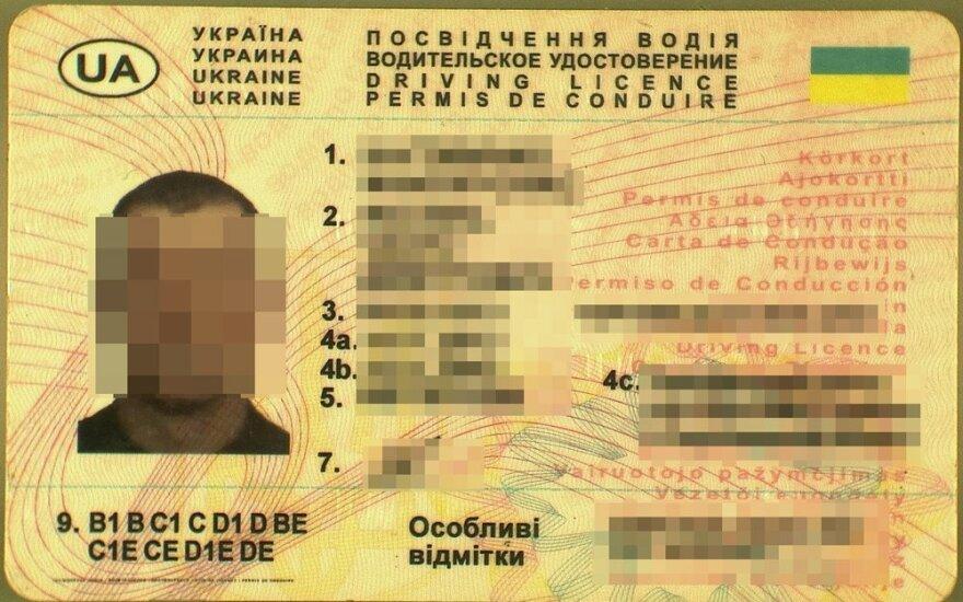 Pasieniečiams teko derėtis su ukrainiete: čiupusi sūnų į glėbį saugojo jį nuo sulaikymo