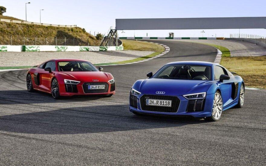 """""""Audi R8 V10 Plus"""""""