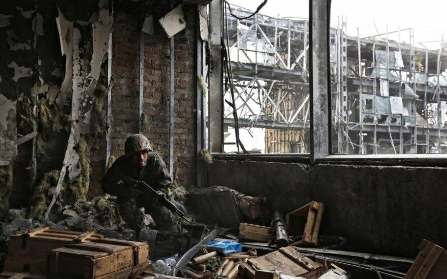 Ukraina pradėjo tyrimą dėl valstybės išdavystės, kuriame figūruoja Putino sąjungininkas