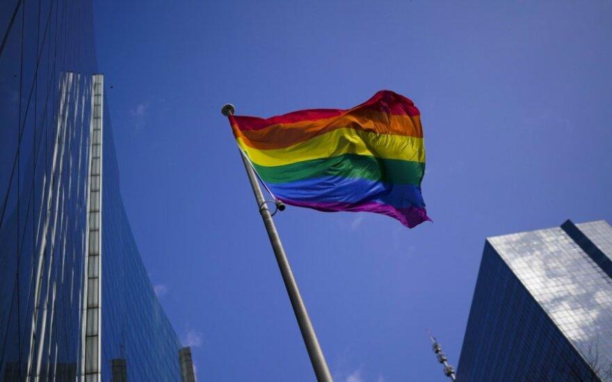 LGBTQ vėliava
