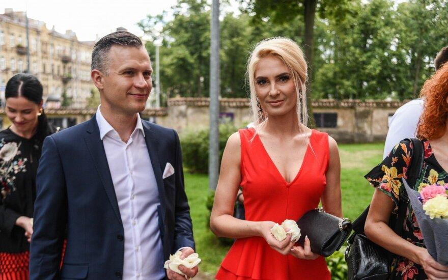 Kristina Ivanova su nauju mylimuoju