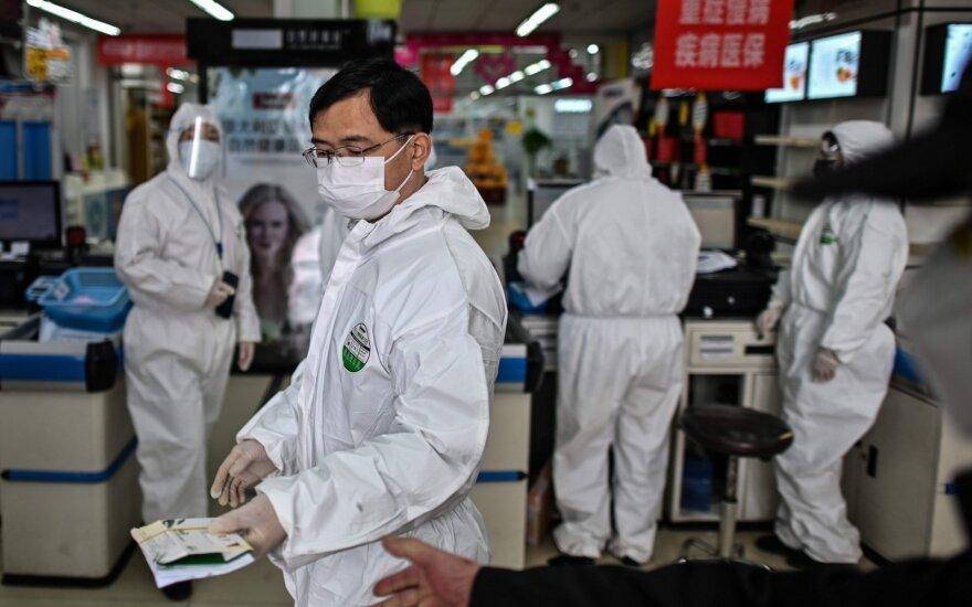 JT vadovas: koronaviruso pandemija – didžiausia pasaulinė krizė nuo karo