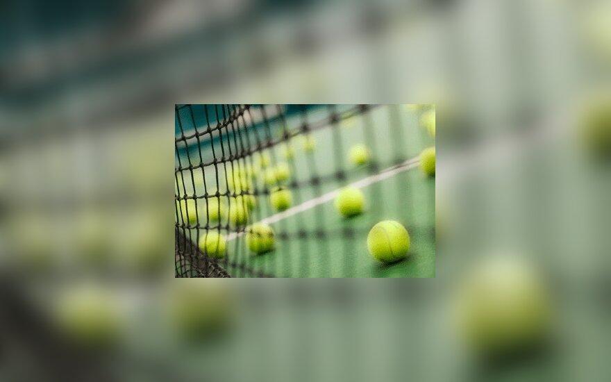 Pajėgiausių pasaulio tenisininkų sąraše L.Stančiūtė - 217-a, R.Berankis - 419-as