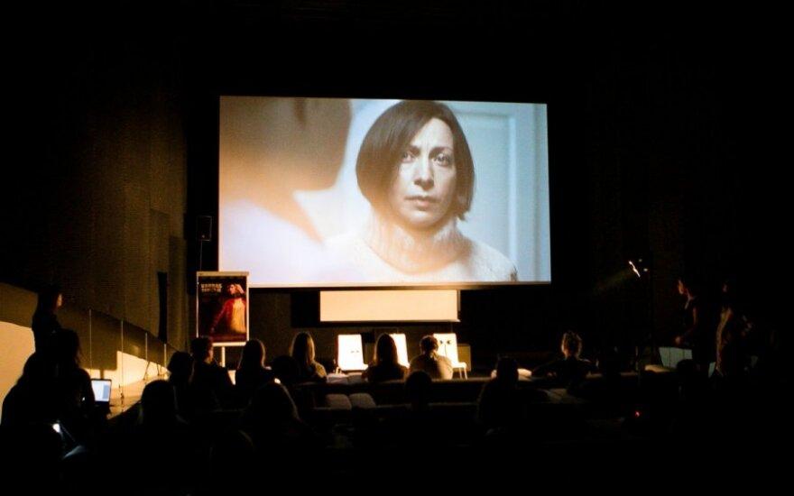 """Filmo """"Vardas Tamsoje"""" anonso pristatymas"""