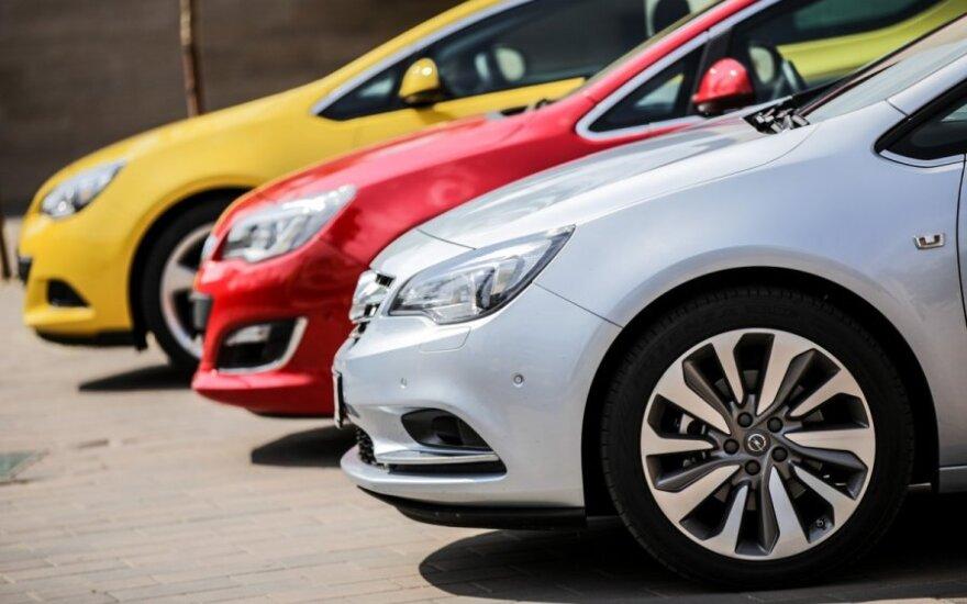 Opel 1.6 l SIDI 200 AG variklio pristatymas
