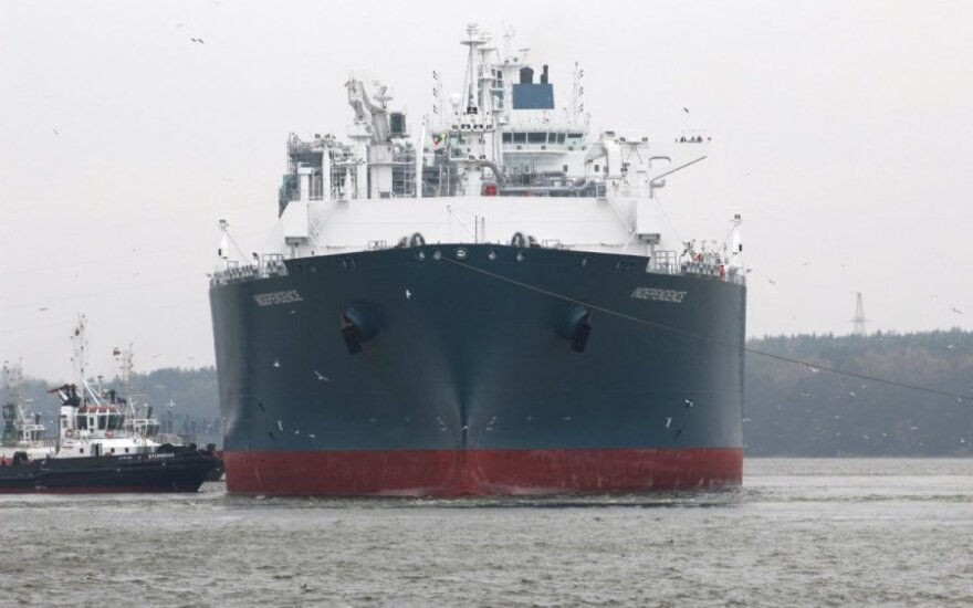Lithuania's LNG terminal officially launches operations