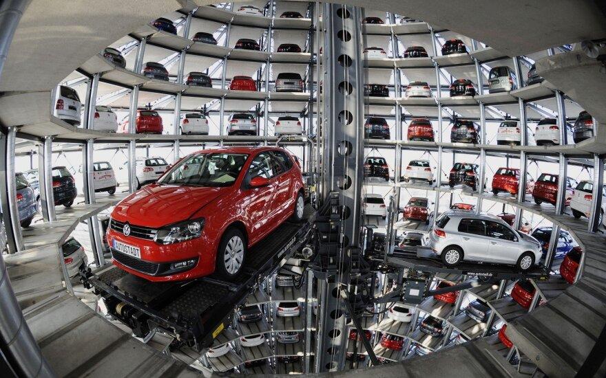 """""""Volkswagen"""" Volfsburgo padalinys"""
