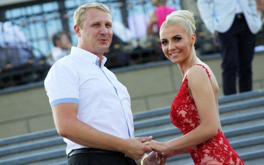 Monika ir Andrius Šedžiai