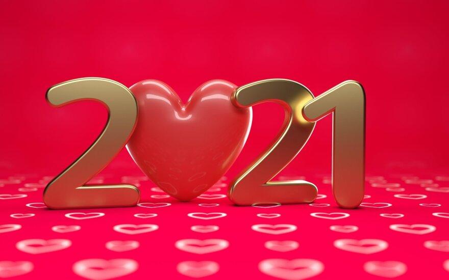 2021 metai