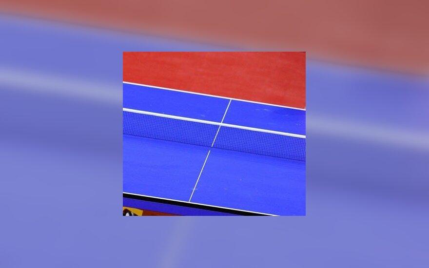 Stalo tenisininkas T.Mikutis pradeda kovą pasaulio jaunių čempionatų finale