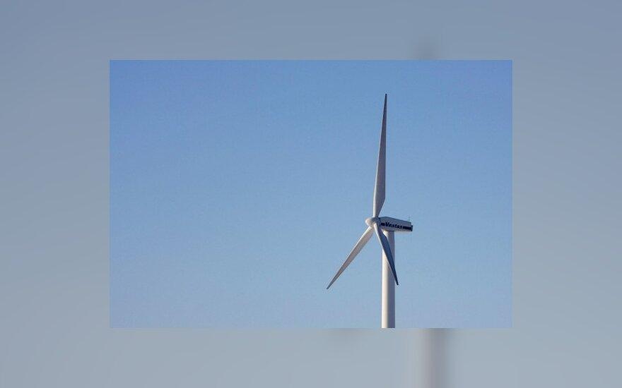 Nauji vėjo jėgainių statytojai įsprausti į kampą