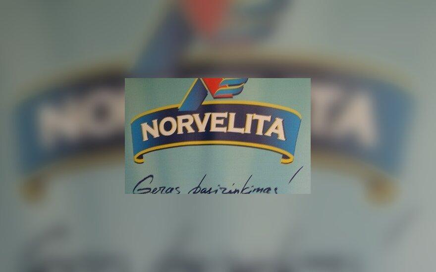 """Veiklos planų pernai nepasiekusi """"Norvelita"""" išmokėjo 9 mln. eurų dividendų"""