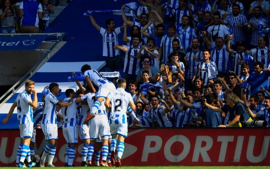 """San Sebastiano """"Real Sociedad"""""""