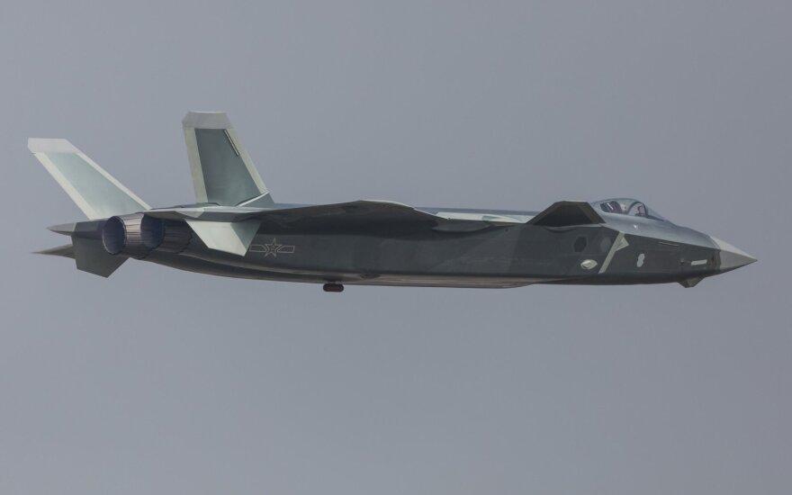 Naikintuvas J-20