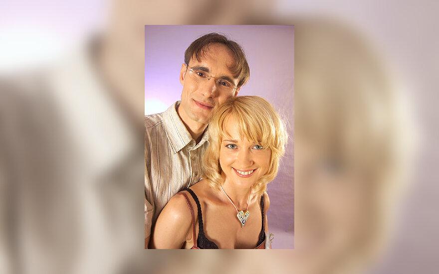 Egidijus ir Audronė